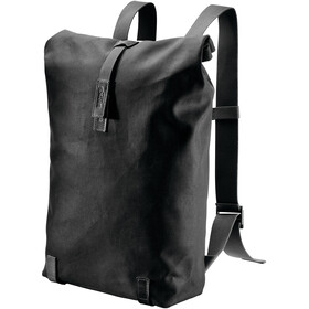 Brooks Pickwick Canvas Zaino 26L, total black